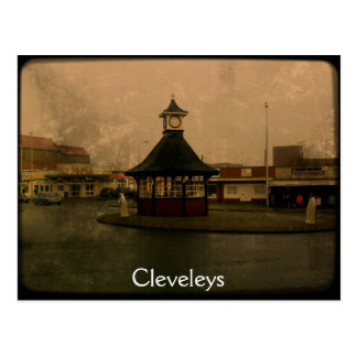 Thornton - Cleveleys, Lancashire Postcard