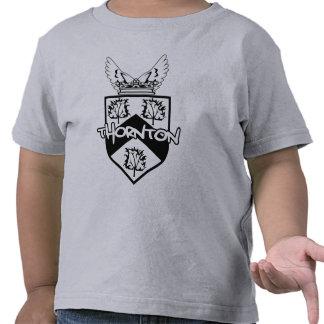 Thornton Family Crest Kid Tee Shirts