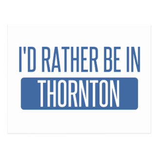 Thornton Postcard