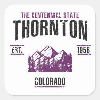 Thornton Square Sticker