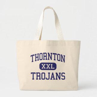 Thornton - Trojan - alto - Thornton Colorado Bolsa Tela Grande