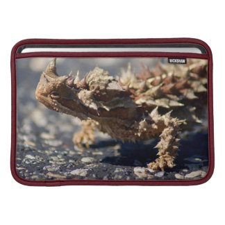 "Thorny Devil Lizard, Outback Australia, 11"" Air MacBook Air Sleeve"