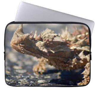 "Thorny Devil Lizard, Outback Australia, 13"" Photo Computer Sleeve"
