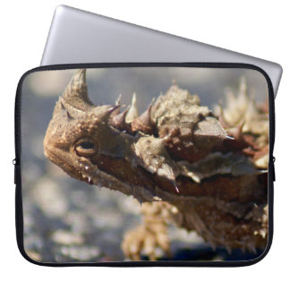 "Thorny Devil Lizard, Outback Australia, 15"" Photo Computer Sleeve"