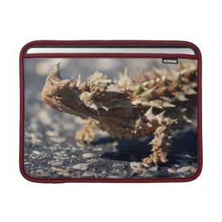 "Thorny Devil Lizard, Outback Australia, Photo 13"" Sleeve For MacBook Air"