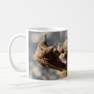 Thorny Devil Lizard, Outback Australia, Photo Coffee Mug