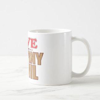Thorny Devil Save Coffee Mug