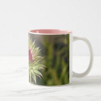 Thorny Flower Mug
