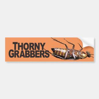 Thorny Grabbers - Bumper Sticker