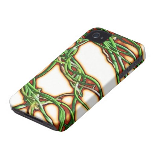 Thorny iPhone 4 Cover