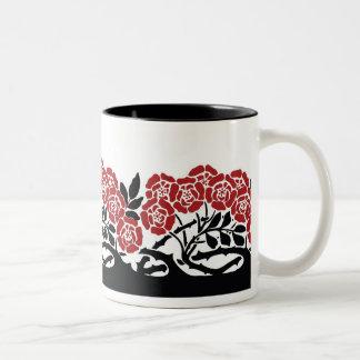 Thorny Rose Coffee Mug