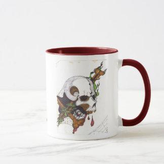 Thorny Skull Mug