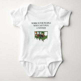 thorough bred horse racing design shirt