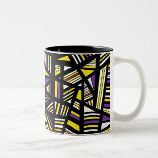 Thorough Inventive Surprising Rejoice Two-Tone Coffee Mug