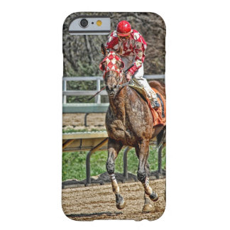 Thoroughbred Gallop Back iPhone 6 Case