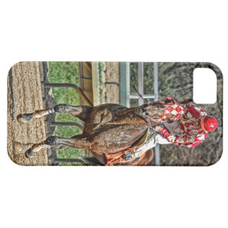 Thoroughbred Gallop Back iPhone SE/5/5s Case