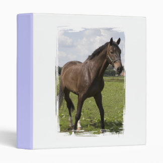 Thoroughbred Horse Binder