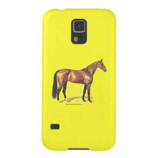 Thoroughbred Horse Case For Galaxy S5