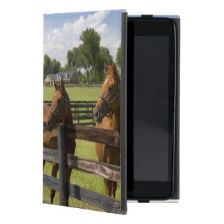 Thoroughbred horse farm in Marion County, Case For iPad Mini