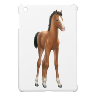 Thoroughbred Horse Foal iPad Mini Case