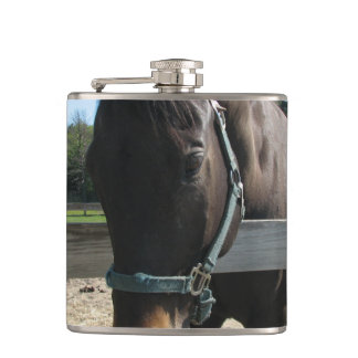 Thoroughbred Horse Hip Flask