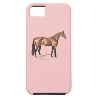 Thoroughbred Horse iPhone 5 Cases
