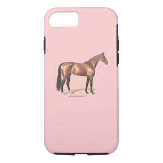 Thoroughbred Horse iPhone 8/7 Case