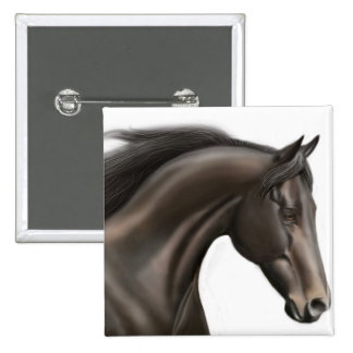 Thoroughbred Horse Pin