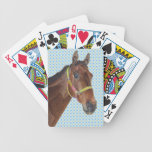 Thoroughbred Horse Playing Cards
