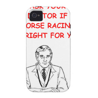 thoroughbred horse racing iPhone 4/4S cases