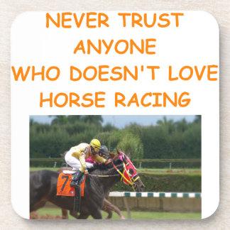 thoroughbred horse racing coasters