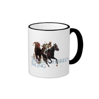 Thoroughbred Horse Racing Gifts Coffee Mug