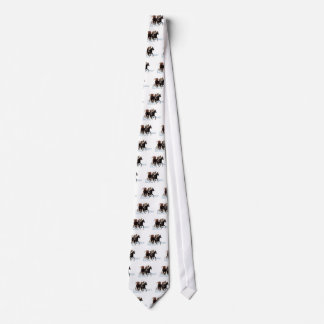 Thoroughbred Horse Racing Gifts Neck Tie