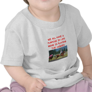 thoroughbred horse racing shirt
