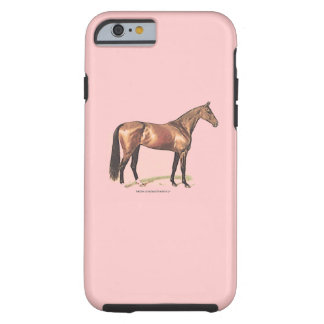 Thoroughbred Horse Tough iPhone 6 Case