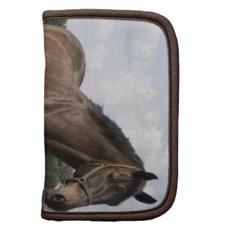 Thoroughbred Horse Wallet Folio Folio Planners