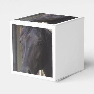 Thoroughbred Horse Wedding Favor Box
