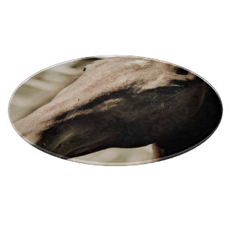 Thoroughbred Horses Cutting Boards