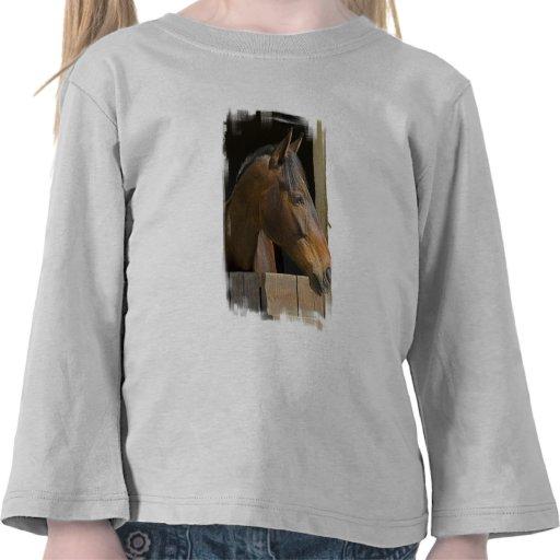 Thoroughbred Horses Toddler T-Shirt