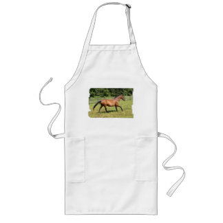 Thoroughbred in a Field Aprons