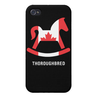 Thoroughbred iPhone 4 Speck Case iPhone 4/4S Cases