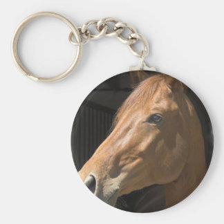 Thoroughbred Keychain