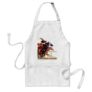 Thoroughbred Race Aprons