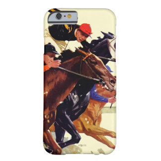 Thoroughbred Race Barely There iPhone 6 Case