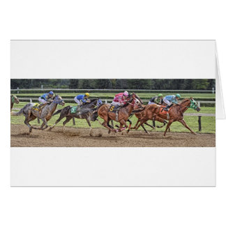 Thoroughbred Race Card