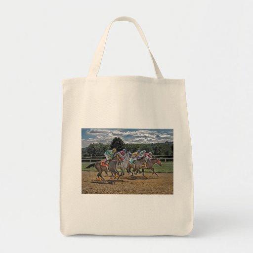 Thoroughbred Race Full Glory Bag