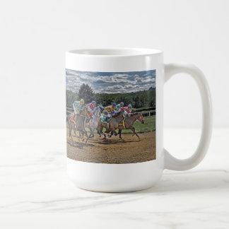 Thoroughbred Race Full Glory Coffee Mug