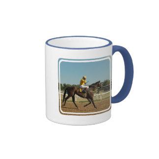 Thoroughbred Race Horse Coffee Mug