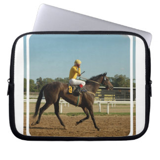 Thoroughbred Race Horse  Electronics Bag Computer Sleeve