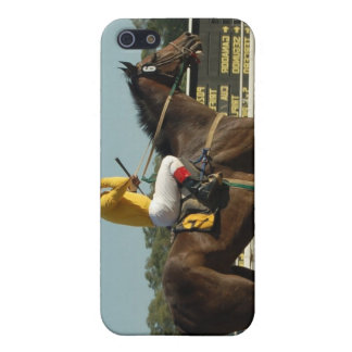 Thoroughbred Race Horse iPhone 4 Case